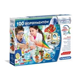 Hariv mäng Clementoni 100 Eksperimenti 50572