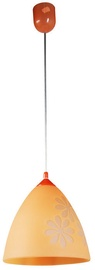 Verners Flowers Ceiling Lamp 60W E27 Orange