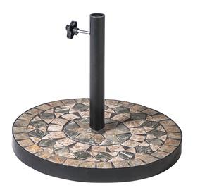 Home4you Mosaic Parason Base D45xH35cm Brown