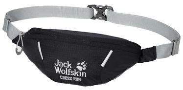 Jack Wolfskin 2002412 Cross Run Black