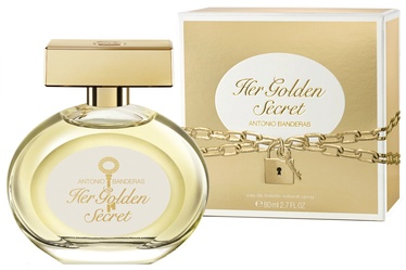 Antonio Banderas Her Golden Secret 80ml EDT