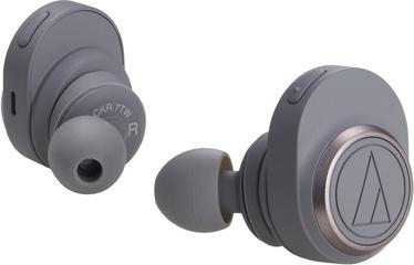 Audio-Technica ATH-CKR7TW Wireless In-Ear Earphones Gray