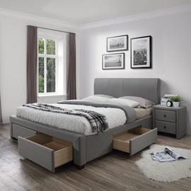 Кровать Halmar Modena Gray, 160 x 200 cm