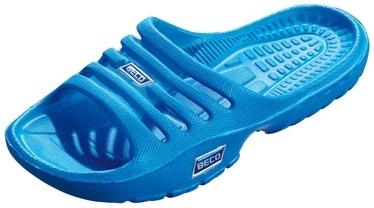 Beco 90651 Kids' Beach Slippers Blue 33