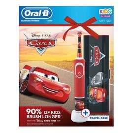 Зубная щётка Braun Oral-B Kids Cars D100.413.2K