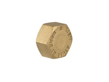 "TDM Brass 600.53/107 F1"" Bronze"