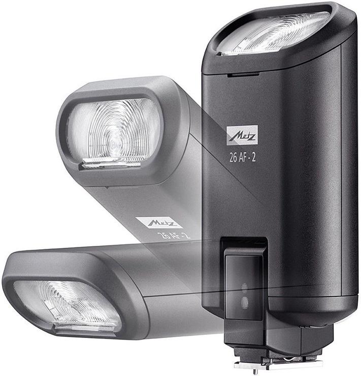 Metz Mecablitz 26 AF-2 Flashlight