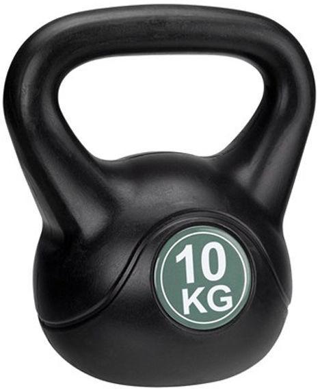 Avento Kettle Ball 10kg Black/Green
