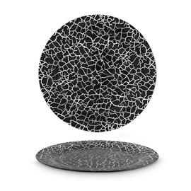 Cok Black Rock Dinner Plate 25cm