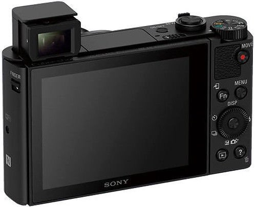 Sony DSC-HX80 Compact Camera Black