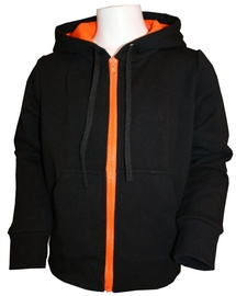 Bars Junior Sport Jacket Black/Orange 41 116cm