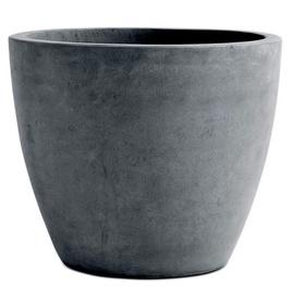 Keter Beton Planter Round XL Dark Grey
