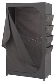 Leifheit Wardrobe Flex 90x50x160cm Combi System/Black