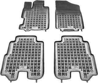 Резиновый автомобильный коврик REZAW-PLAST Honda FRV I 2004-2009, 4 шт.