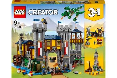 Konstruktor LEGO Creator Medieval Castle 31120, 1426 tk