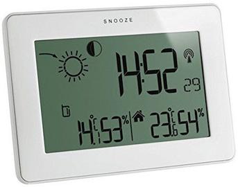 TFA 35.1064.10.50.IT Slim Touch Digital Wireless Station With Outdoor Sensor