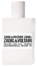 Zadig & Voltaire This is Her! 30ml EDP