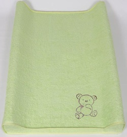 Ceba Baby Changing Mat Cover 50x70 Little Zoo Green