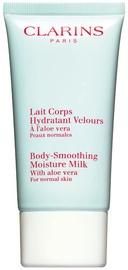 Молочко для тела Clarins Body Smoothing Moisture Milk, 75 мл