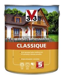 Puidukaitse V33 Classique 2,5 L skandinaavia mänd