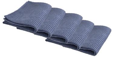 Bradley Kitchen Towel 40x60cm Dark Blue 5pcs