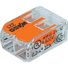 Klemm 2x0.2-4mm2 32A/450V 5tk