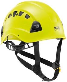 Petzl Vertex Vent Helmet 53-63cm Yellow / Green