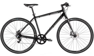 "Jalgratas Kross Inzai M 28"" Black Glossy 17"