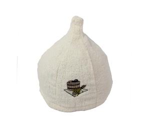 Namu Tekstile Sauna Hat Cream
