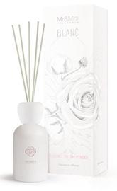 Mr & Mrs Fragrance Blanc Talcum Powder Liquid Diffuser 250ml Florence Talcum Powder