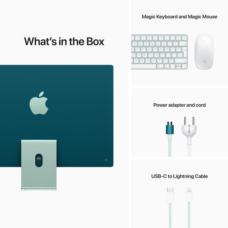 Statsionaarne arvuti Apple, Apple M1 7-Core GPU