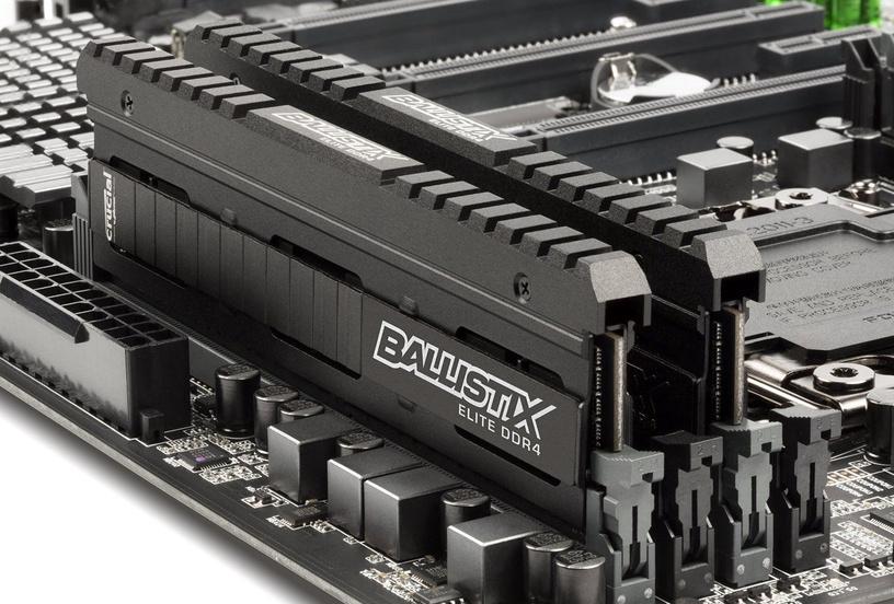 Crucial Ballistix Elite 32GB 2666MHz CL16 DDR4 KIT OF 4 BLE4C8G4D26AFEA