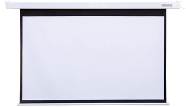 4World Electric Display for Projector 265x149cm w/Switch