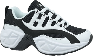 Kappa Overton Shoes 242672-1011 Black/White 39