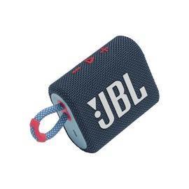 Kaasaskantav kõlar JBL GO 3 IPX7, tumesinine