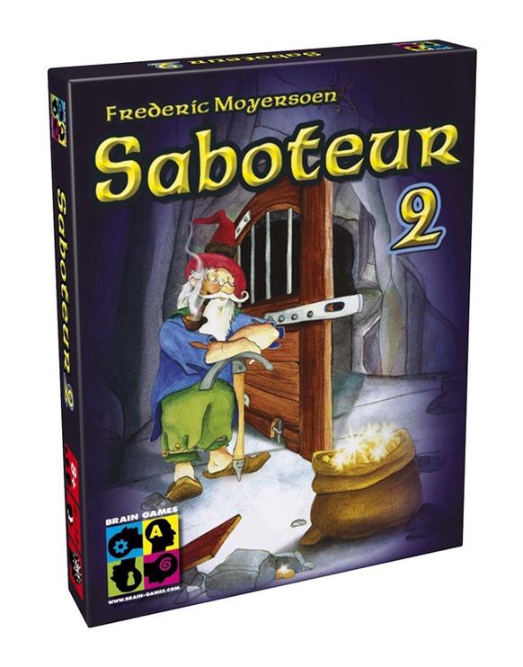 Kaardimäng Saboteur 2