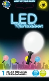 Wakadabaloon LED Maracaloon 1pcs White