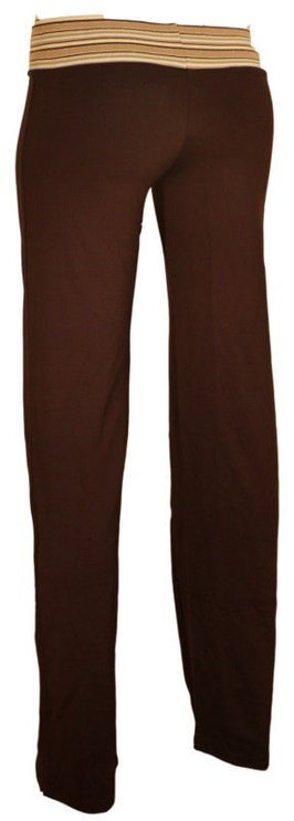 Bars Womens Pants Brown 107 XL