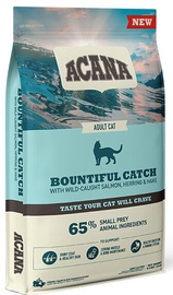 Acana Bountiful Catch Adult Cat Food With Salmon 340g