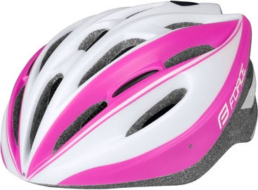 Force Tery Helmet White/Pink S/M