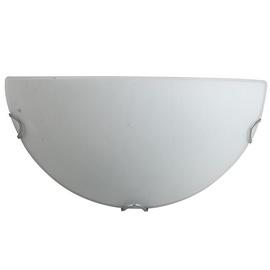 Valda Wall Lamp E27 60W White/Chrome