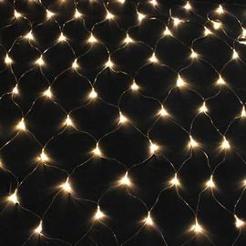 Sise- ja välisvalgusti Võrku, 240 LED, soe valge, 2.4 x 1.2 m