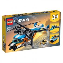 Конструктор LEGO® Creator 31096 Двухроторный вертолёт