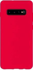 Evelatus Soft Back Case For Samsung Galaxy S10 Plus Red