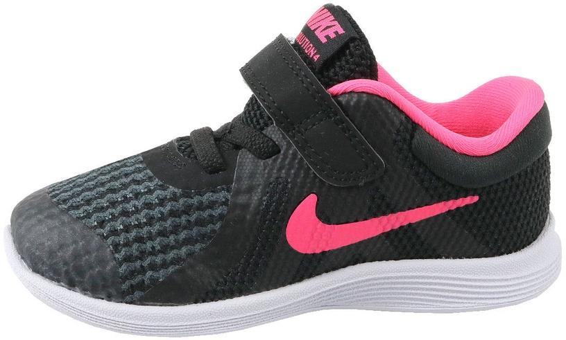 Nike Kids Shoes Revolution 4 TDV 943308-004 Black 18.5
