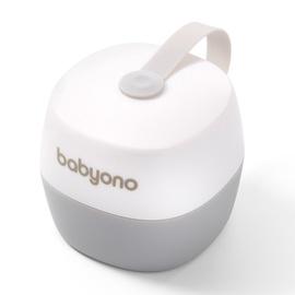 BabyOno Natural Nursing Soother Case White/Gray 535/01