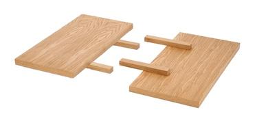 Halmar Table Extension Apex And Radus MDF/Venner 90/45cm Oak
