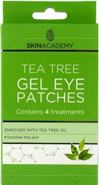 Skin Academy Tea Tree Gel Eye Patches 4pcs