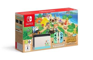 Nintendo Switch Limited Edition Animal Crossing: New Horizons Bundle