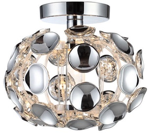 Light Prestige Ferrara S Ceiling Lamp 60W E14 Chrome
